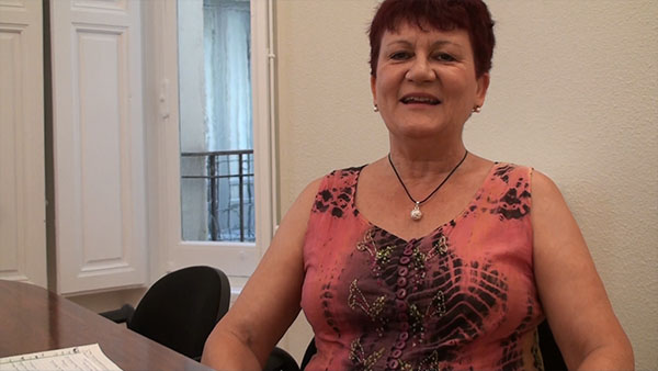 Entrevista A Isabel Calero