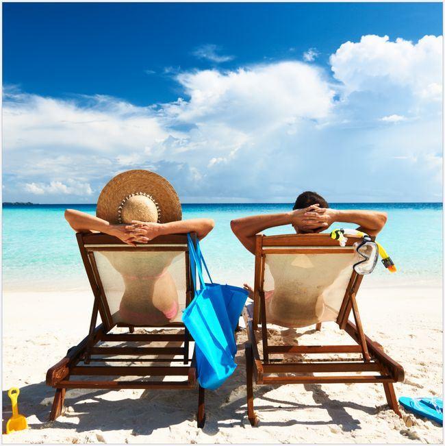 ¿Cómo Relajarse De Verdad En Vacaciones? 12 Ideas Para Combatir El Estrés (I)