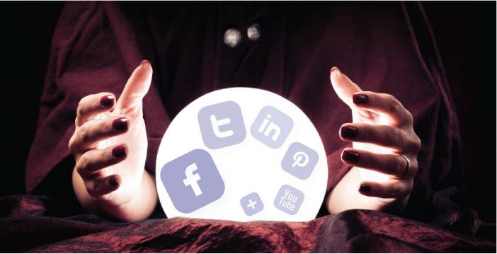 Predicciones Social Media Para 2015