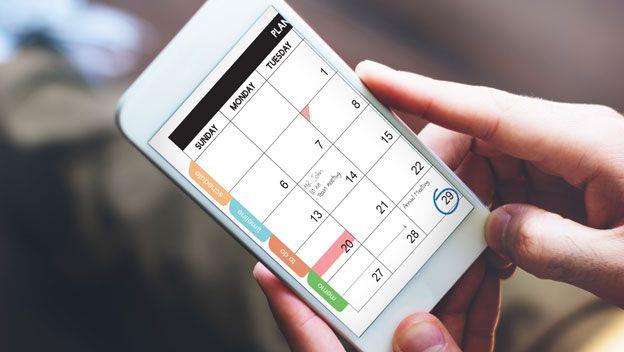 Cómo Puede Tu Smartphone Ayudarte A Organizar Tu Vida