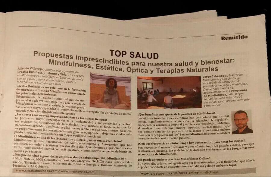 Entrevista Allende