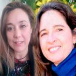 Olga Rojo Nieto y Paula Ferrer-Sama